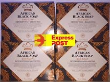 4 X Nubian Heritage Bar Soap African Black YOUR BUYING 4 BARS