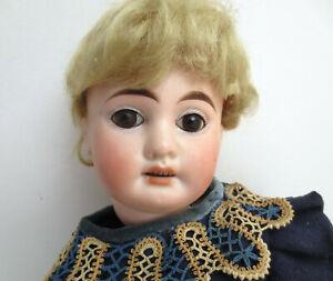"Antique Armand Marseille 1894 AM 2 DEP Doll Germany Bisque Head Composition 15"""