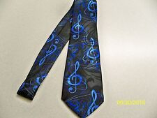 G- clef note, treble, pitch, musical, music, concert, Jazz, Band, men's neck tie