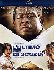 Blu Ray L'ULTIMO RE DI SCOZIA  - (2007) ***Contenuti Speciali***  ......NUOVO