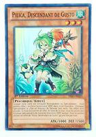 Carte Yu-Gi-Oh - Pilica, Descendant de Gusto - PRIO-FR029