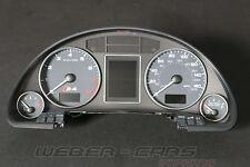 Audi (A4) S4 8E B7 4,2L V8 US Tacho 170MPH 280km/h Kombiinstrument 8E0920981Q X
