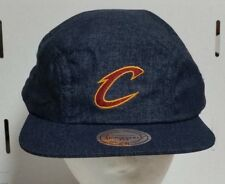 Cleveland Cavaliers Mitchel and Ness ADJUSTABLE Hat FREE SHIPPING.