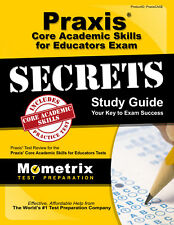 Praxis Core Academic Skills for Educators Exam Secrets Study Guide
