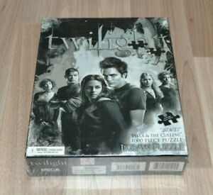 """TWILIGHT Bella and the Cullens - 1000 Piece Jigsaw Puzzle 20"""" x 27"""" BRAND NEW"""