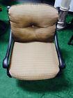 Patio Club Chair furniture Deep Seating Flamingo Swivel Rocker Aluminum Bronze