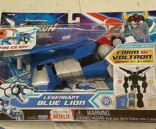Legendary Voltron Blue Lion  Limb combiner