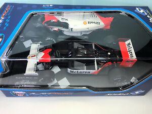 McLaren MP4 2C #1 Prost F1 1986 Solido 1/18 comme neuve en boite Alain Formule 1
