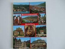 Ansichtskarte Heidelberg