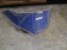 Polaris blue edge X low windshield new 2874161