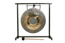 """Zildjian P0565 12"""" Traditional Gong And Stand Set"""