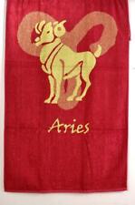 Full Size Bath Towel 100% Cotton, Aries Bathroom Soft Towel