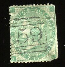 Great Britain #42-Queen Victoria-Used-Hinged-1862