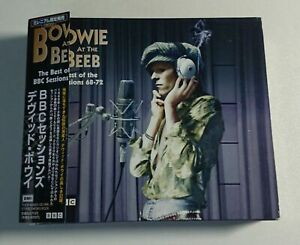 """David Bowie """"Bowie At The Beeb"""" Japan Limited 3CD w/OBI Slipcase"""