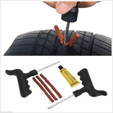 Auto Car Tubeless Tyre Puncture Plug Tire Repair Motorcycle Bike Cement Tool