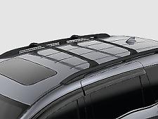 Genuine OEM 2018-2019 Honda Odyssey BLACK Roof Rails