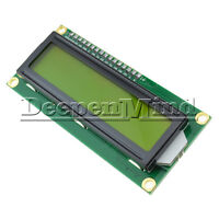 SYDNEY 3.3V White on Blue Quality 2x 1602 LCD Character Display 16x2