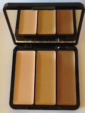 YBF BRIGHTEN HIDE & SCULPT CONCEALER TRIO /CORRECTOR~LIGHT/MEDIUM/DARK~9G/.32 0Z