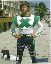 David Prowse - Green Cross Code signed photo