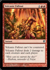 x1  Volcanic Fallout CONSPIRACY ENGLISH MAGIC MTG ~ ★★★