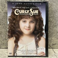 NEW! Curly Sue (DVD, 1991, 2003, Widescreen) Snap Case, Kelly Lynch SEALED
