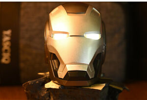 Bluetooth Speaker Mobile Phone PC V4.2 Iron Man Subwoofer With FM Radio TF card