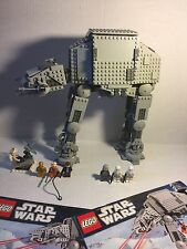 LEGO Star Wars AT-AT Walker (8129) 100% Complete Set with Instructions.