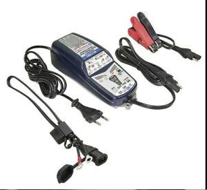 optimate 4 avec mode récupération de batterie pour moto 12v de 3 à 50ah