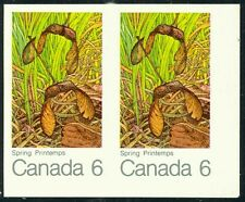 535a - 6c Maple Leaf in Spring Imperf Pr. - PSE Graded 95-NH  2014 PSE