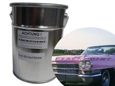 1 Litro 1K Pintura Resina Sintética Cadillac Rosa Uni Lackpoint Ee.uu. de Época