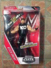 Mattel WWE Elite KEVIN OWENS Series 43 Figure NXT Championship Belt Steen ROH