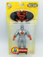 Captain Atom DC Direct Public Enemies Superman / Batman Action Figure