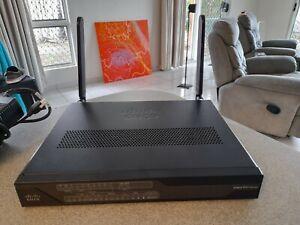 Cisco C897VAG-LTE-LA-K9 Router GE SFP VDSL2/ADSL2+ OVER POTS, FDD AND TDD LTE