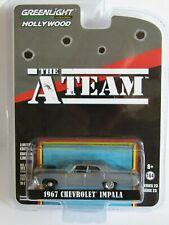 Greenlight 1967 Chevrolet Impala gris el un equipo 1/64 44830-D