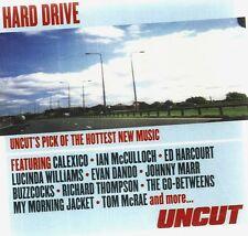 cd hard drive uncut buzzcocks johnny marr ian mcculloch richard thompson
