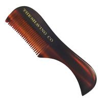 Men's Handmade Beard & Mustache Comb X-Small