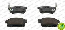 FERODO BRAKE PADS REAR - HONDA CR-V RD7 2004-2007 - 2.4L 4CYL - FDB1679