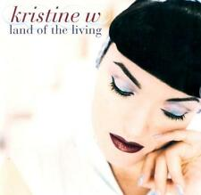 KRISTINE W - Land of the Living (CD 1996) USA First Edition EXC 90s House