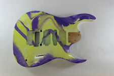 Swirled PGM body fits Ibanez (tm) RG and Jem Necks J109