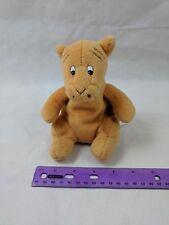 "Disney Gund Classic Winnie the Pooh Tigger Tiger Orange Beanbag Plush 6"" Tall"