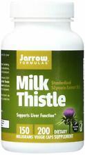 Jarrow Formulas Milk Thistle (Silymarin Marianum) 150 mg 200 caps