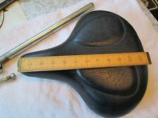 Large Schwinn Bicycle Seat - Viscount - Very Good Cond.