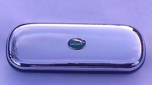 Jaguar XJS X Type E type car brand new chrome glasses case great gift!!!