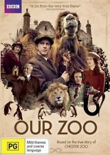 Our Zoo (DVD, 2016, 3-Disc Set)