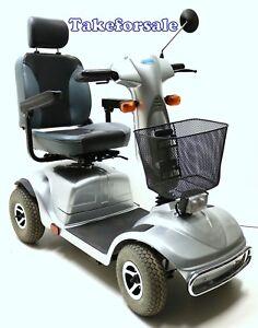 Lecson HS740 Elektromobil  AKKU NEU Elektrorollstuhl Rollstuhl TFS316