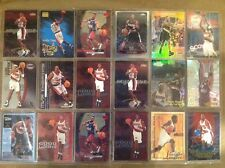 Scottie Pippen 18 Card Lot Inserts Bowmans Topps Fleer Chicago Bulls Blazers NBA