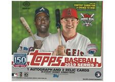 2019 Topps Series 2 Baseball Cards BASE CARD *PICK A PLAYER* 350-700