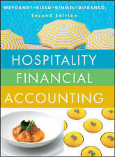 NEW Hospitality Financial Accounting by Jerry J. Weygandt