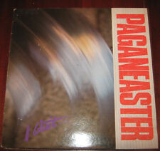 """Pagan Easter Lp """" I QUIT  """" Wide 1990"""