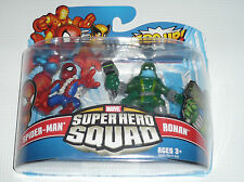Marvel Super Hero Squad: Spiderman And Ronan